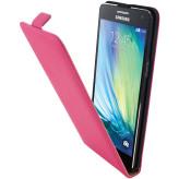 Mobiparts Premium Flip Case Samsung Galaxy A5 Pink