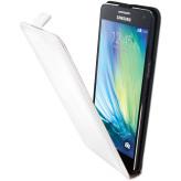 Mobiparts Premium Flip Case Samsung Galaxy A5 White