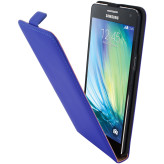 Mobiparts Premium Flip Case Samsung Galaxy A5 Blue