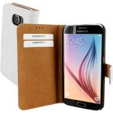 Mobiparts Premium Wallet Case Samsung Galaxy S6 White