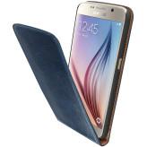 Mobiparts Luxury Flip Case Samsung Galaxy S6 Royal Blue