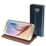 Mobiparts Luxury Book Case Samsung Galaxy S6 Royal Blue