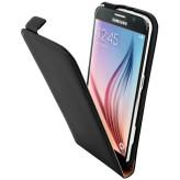 Mobiparts Premium Flip Case Samsung Galaxy S6 Black