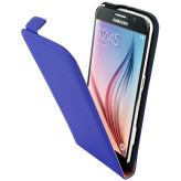 Mobiparts Premium Flip Case Samsung Galaxy S6 Blue
