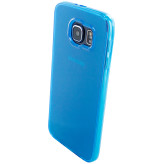 Mobiparts Essential TPU Case Samsung Galaxy S6 Blue