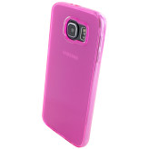 Mobiparts Essential TPU Case Samsung Galaxy S6 Pink