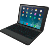 ZAGGkeys Folio Rugged Keyboard Apple iPad Air 2 Black