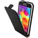 Mobiparts Premium Flip Case Samsung Galaxy Core Prime Black