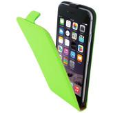 Mobiparts Premium Flip Case Apple iPhone 6/6S Green