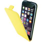 Mobiparts Premium Flip Case Apple iPhone 6/6S Yellow