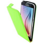 Mobiparts Premium Flip Case Samsung Galaxy S6 Green