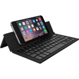 ZAGG Universal Foldable Pocket Keyboard Black
