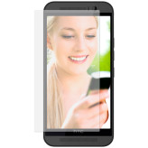 Mobiparts Screenprotector HTC One (M9) - Clear (2 pack)