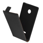 Mobiparts Premium Flip Case Microsoft Lumia 532 Black