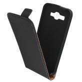 Mobiparts Premium Flip Case Huawei Ascend Y540 Black
