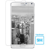Mobiparts Regular Tempered Glass Samsung Galaxy Note 4