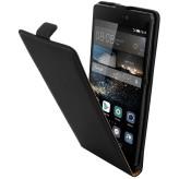 Mobiparts Premium Flip Case Huawei P8 Black