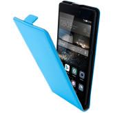 Mobiparts Premium Flip Case Huawei P8 Light Blue