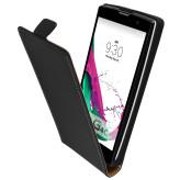 Mobiparts Premium Flip Case LG Magna Black