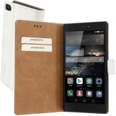 Mobiparts Premium Wallet Case Huawei P8 White