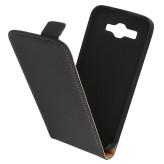 Mobiparts Premium Flip Case Huawei Ascend Y520 Black
