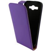 Mobiparts Premium Flip Case Huawei Ascend Y520 Purple