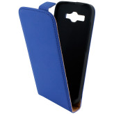 Mobiparts Premium Flip Case Huawei Ascend Y520 Blue