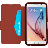 Otterbox Strada Case Samsung Galaxy S6 Red (Chic Revival)