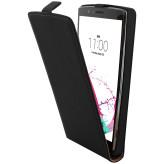 Mobiparts Premium Flip Case LG G4 Black