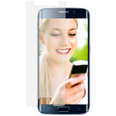 Mobiparts Screenprotector Samsung Galaxy S6 Edge - Clear (2 pack)