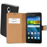 Mobiparts Premium Wallet Case Huawei Y635 Black