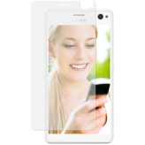 Mobiparts Screenprotector Sony Xperia C4 - Clear (2 pack)