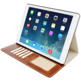 Mobiparts Excellent Tablet Case Apple iPad Air 2 Oaked Cognac