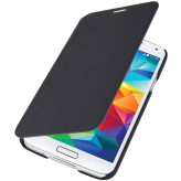 Mobiparts Slim Folio Case Samsung Galaxy S5 Mini Black