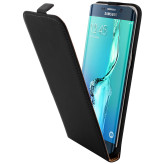 Mobiparts Premium Flip Case Samsung Galaxy S6 Edge Plus Black