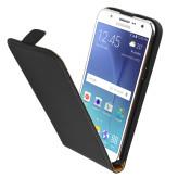 Mobiparts Premium Flip Case Samsung Galaxy J5 Black