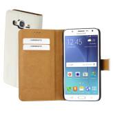 Mobiparts Premium Wallet Case Samsung Galaxy J5 White