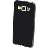 Mobiparts Essential TPU Case Samsung Galaxy A3 Black