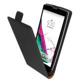 Mobiparts Premium Flip Case LG G4C Black