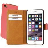 Mobiparts Premium Wallet Case Apple iPhone 6/6S Peach Pink