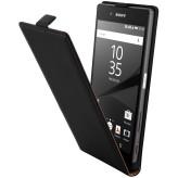 Mobiparts Premium Flip Case Sony Xperia Z5 Black