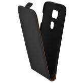 Mobiparts Premium Flip Case Huawei G8 Black