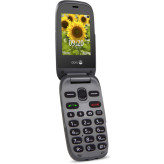 Doro PhoneEasy 6030 + Cradle Graphite