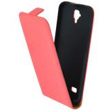 Mobiparts Premium Flip Case Huawei Y5 Peach Pink
