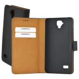 Mobiparts Premium Wallet Case Huawei Y5 Black