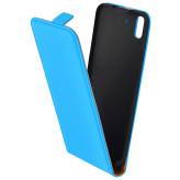 Mobiparts Premium Flip Case Huawei Y6 Light Blue