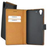 Mobiparts Premium Wallet Case Huawei Y6 Black