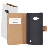 Mobiparts Premium Wallet Case Microsoft Lumia 550 White