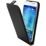 Mobiparts Essential Flip Case Samsung Galaxy J5 Black