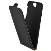 Mobiparts Premium Flip Case HTC One A9 Black